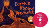 Omslag - Earth's Record Breakers