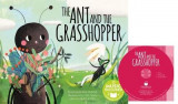 Omslag - The Ant and the Grasshopper