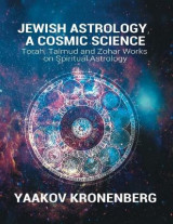 Omslag - Jewish Astrology, a Cosmic Science