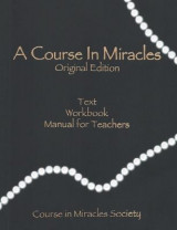 Omslag - A Course in Miracles-Original Edition
