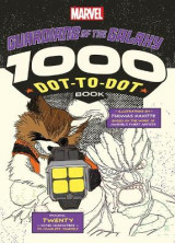 Omslag - Marvel: Guardians of the Galaxy 1000 Dot-To-Dot Book
