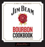 Omslag - Jim Beam Bourbon Cookbook