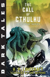 Dark Tales: The Call of Cthulhu av H P Lovecraft (Heftet)