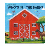 Omslag - Slide-A-Story: Who's In the Barn?