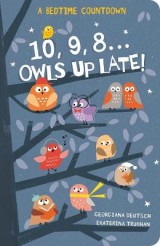 Omslag - 10, 9, 8...Owls Up Late!