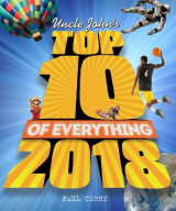 Omslag - Uncle John's Top 10 of Everything 2018