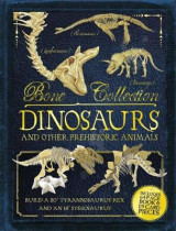 Omslag - Bone Collection: Dinosaurs and Other Prehistoric Animals