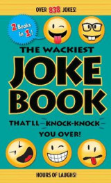 Omslag - The Wackiest Joke Book That'll Knock-Knock You Over!