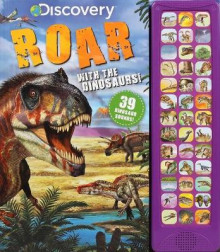 Discovery: Roar with the Dinosaurs! av Courtney Acampora (Kartonert)
