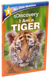 Discovery All Star Readers I Am a Tiger Level 1 (Library Binding) av Lori C Froeb (Innbundet)