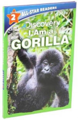 Omslag - Discovery Leveled Readers: I Am a Gorilla