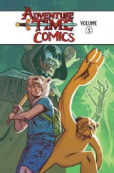Omslag - Adventure Time Comics Vol. 3
