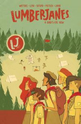 Omslag - Lumberjanes a Bird's-Eye View