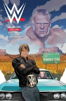 WWE Vol. 2 av Dennis Hopeless (Heftet)