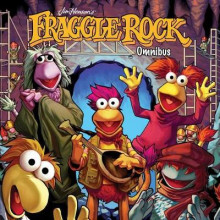 Jim Henson's Fraggle Rock Omnibus av Jeffrey Brown, Katie Cook og Sam Humphries (Heftet)