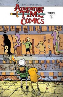 Adventure Time Comics, Volume 4 av Leah Williams, Justin Jordan og Fred Van Lente (Heftet)