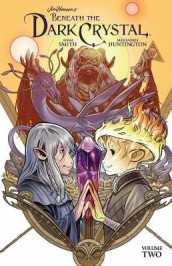 Jim Henson's Beneath the Dark Crystal Vol. 2 av Adam Smith (Innbundet)