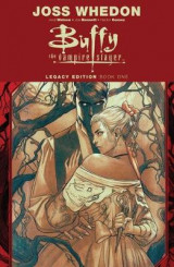 Omslag - Buffy the Vampire Slayer Legacy Edition Book One