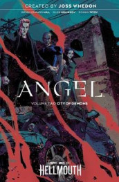 Angel Vol. 2 av Bryan Edward Hill (Heftet)