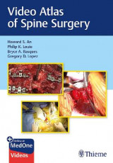 Omslag - Video Atlas of Spine Surgery