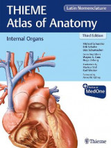 Omslag - Internal Organs (THIEME Atlas of Anatomy), Latin Nomenclature<br>