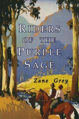 Omslag - Riders of the Purple Sage