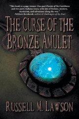 Omslag - The Curse of the Bronze Amulet