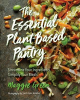 Omslag - The Essential Plant-Based Pantry