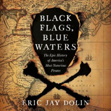 Black Flags, Blue Waters av Eric Jay Dolin (Lydbok-CD)
