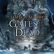 Gates of the Dead av James a Moore (Lydbok-CD)