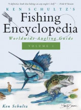 Omslag - Ken Schultz's Fishing Encyclopedia Volume 1