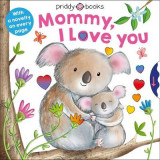 Omslag - With Love: Mommy, I Love You
