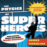 Omslag - The Physics of Superheroes