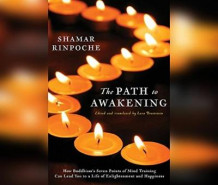 The Path to Awakening av Shamar Rinpoche (Lydbok-CD)
