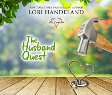 The Husband Quest av Lori Handeland (Lydbok-CD)