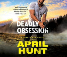 Deadly Obsession av April Hunt (Lydbok-CD)