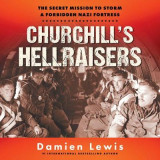 Omslag - Churchill's Hellraisers