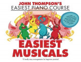 Omslag - John Thompson's Easiest Musicals