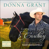 Looking for a Cowboy av Donna Grant (Lydbok-CD)