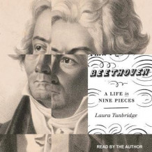 Beethoven av Laura Tunbridge (Lydbok-CD)