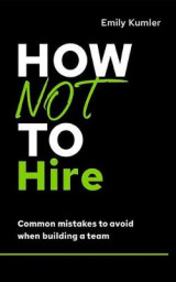 Omslag - How Not to Hire