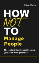 Omslag - How Not to Manage People