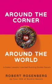 Around the Corner to Around the World av Robert Rosenberg (Lydbok-CD)