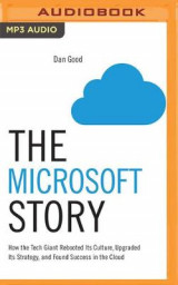 Omslag - The Microsoft Story