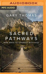 Omslag - Sacred Pathways: Nine Ways to Connect with God