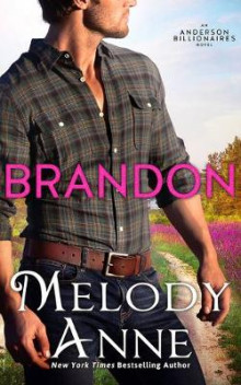 Brandon av Melody Anne (Lydbok-CD)