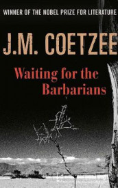 Waiting for the Barbarians av J M Coetzee (Lydbok-CD)