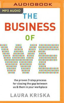 The Business of We av Laura Kriska (Lydbok-CD)