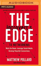 Omslag - The Introvert's Edge to Networking