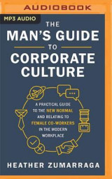 Omslag - The Man's Guide to Corporate Culture